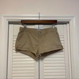 Abercrombie Chino Shorts